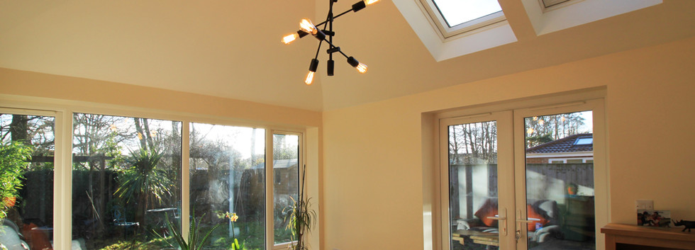 Sun Room rooflights