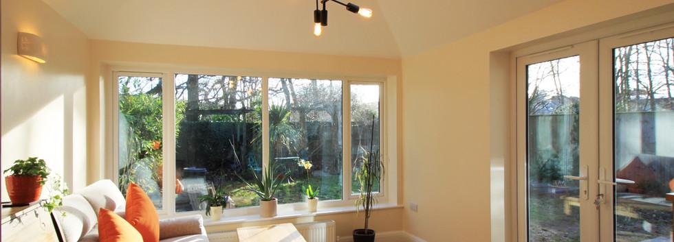 Garden room space