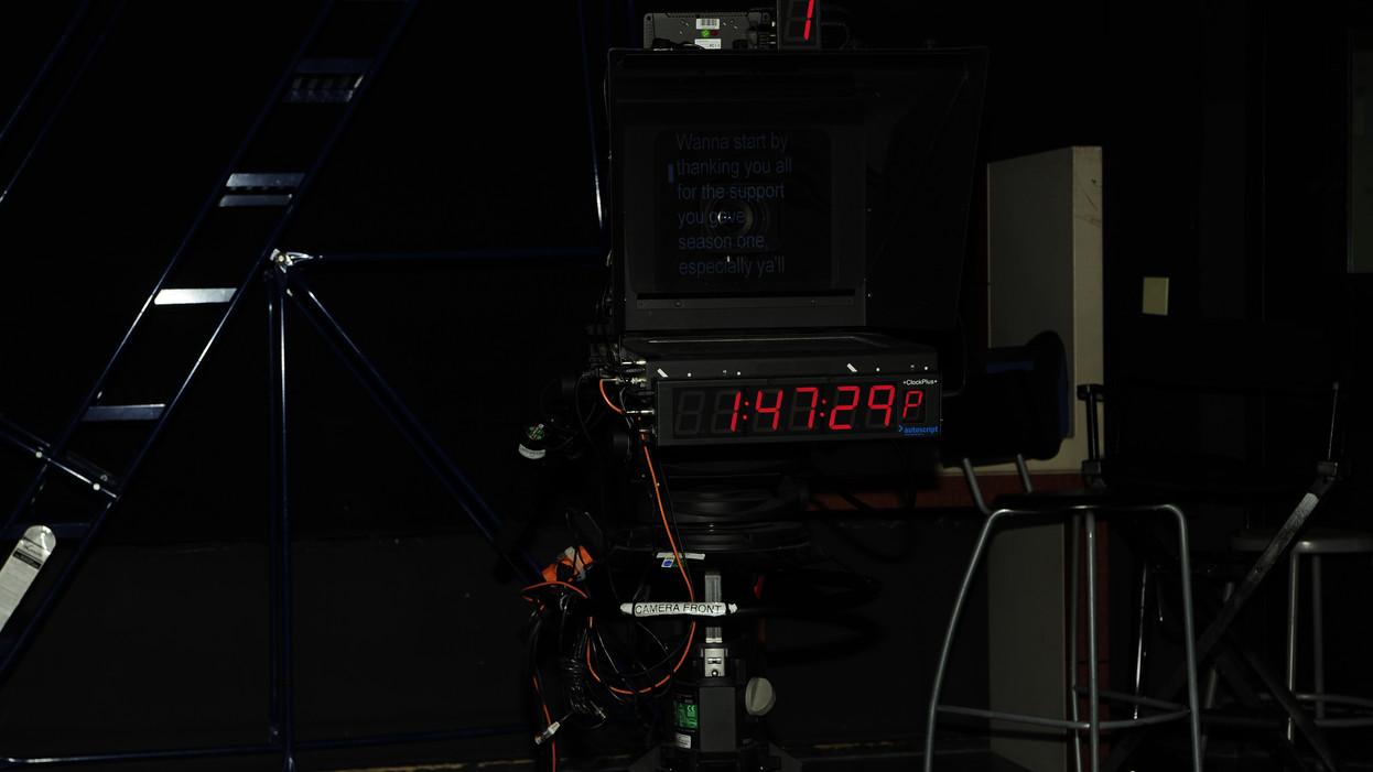 Young Boss Media equipment