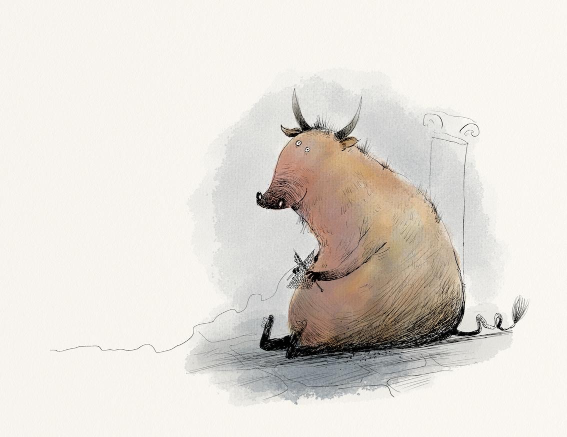 Minotaur's Hobby