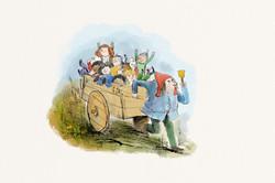 Plague wagon