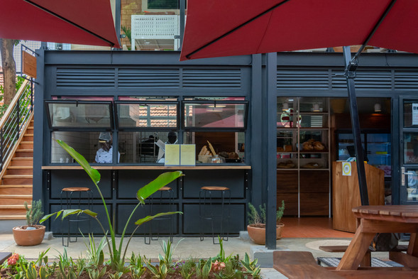 Small retail spaces