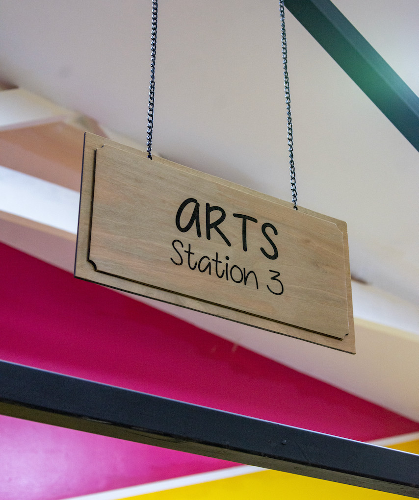 Arts Section