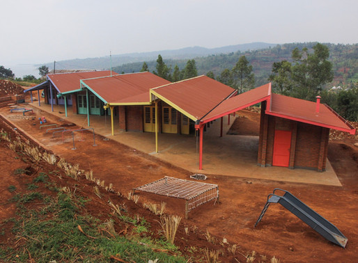 Mwito school published at Archdaily!