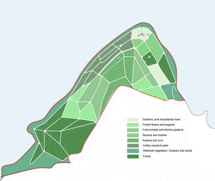 65 hectares organisation