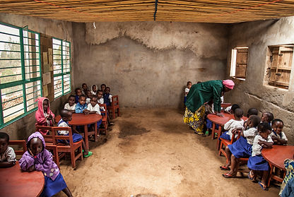 Kiziba Maternelle photomontage
