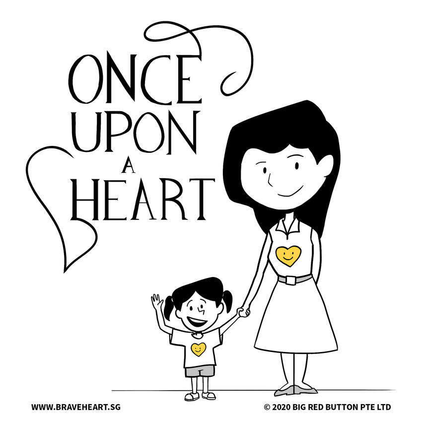 Once Upon A Heart