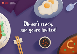 Dinner Invitation