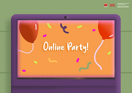 Online Party Invitation