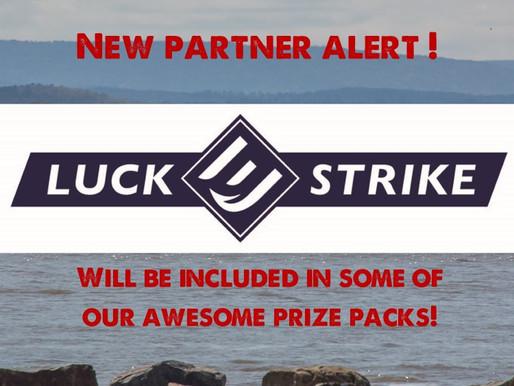 Welcome Luck E Strike