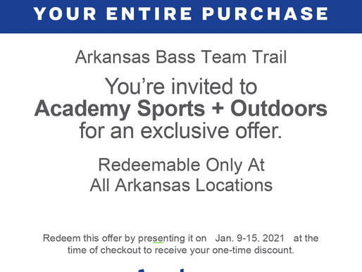 Academy Sports & Outdoors Discount
