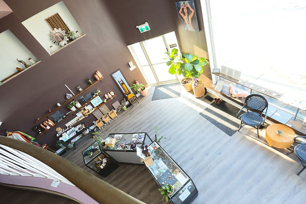 Front Atrium at Harmony Wellness Collective