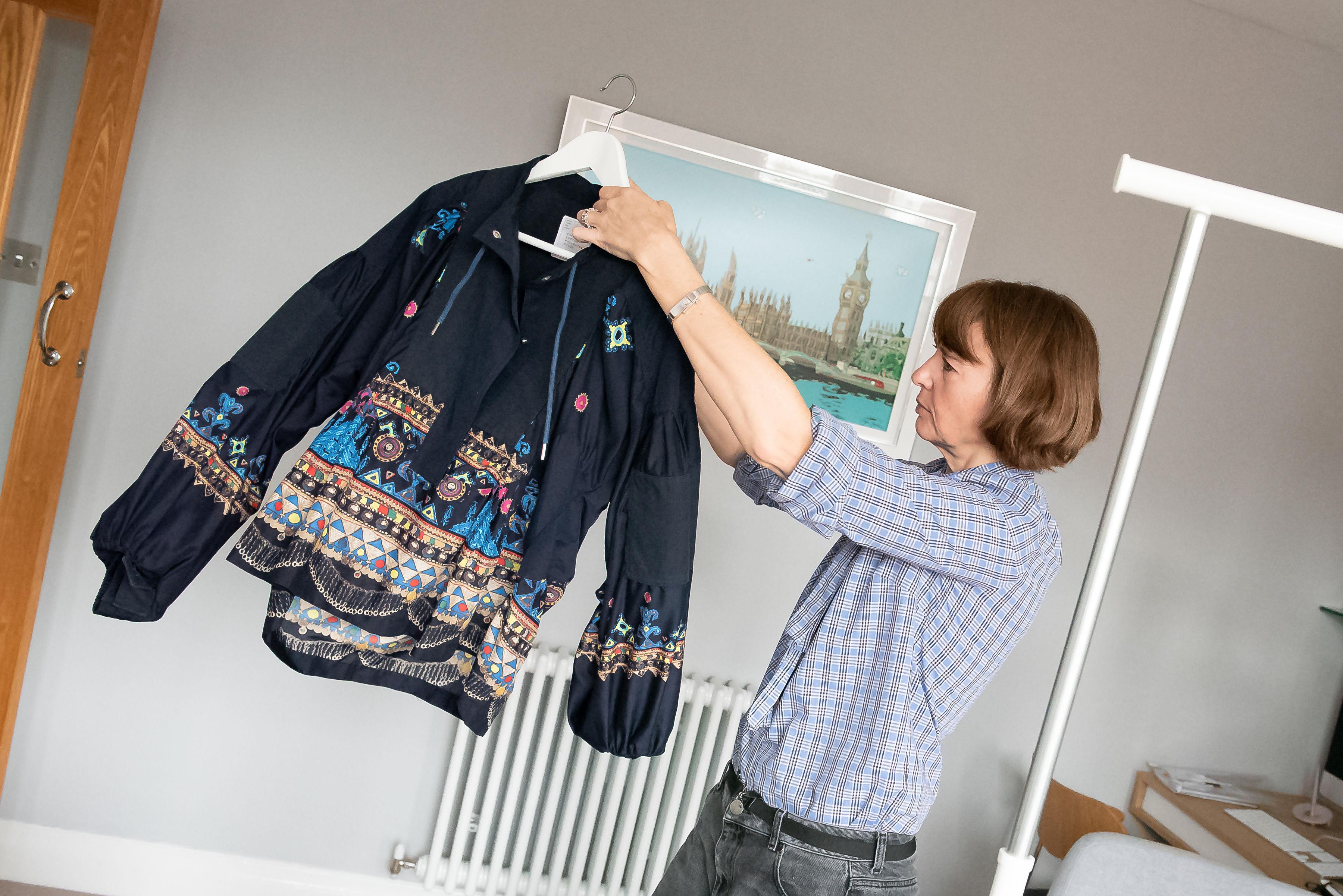 Personal wardrobe consultant