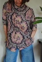 Isabel Marant Izzy oversized shirt