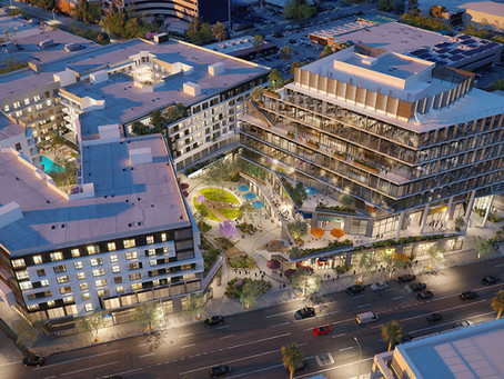 AMAG Technology and HCI Systems Selected for High-End Mixed-Use Development Project