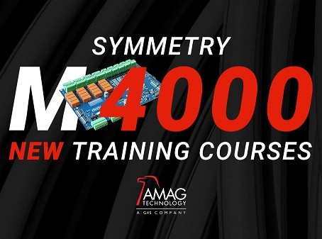 AMAG Launches NEW Symmetry M4000 Training and Certification Program