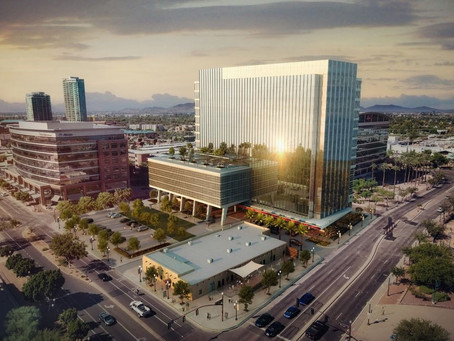 AMAG Technology and IES Communications Selected for 100 Mill Development Project