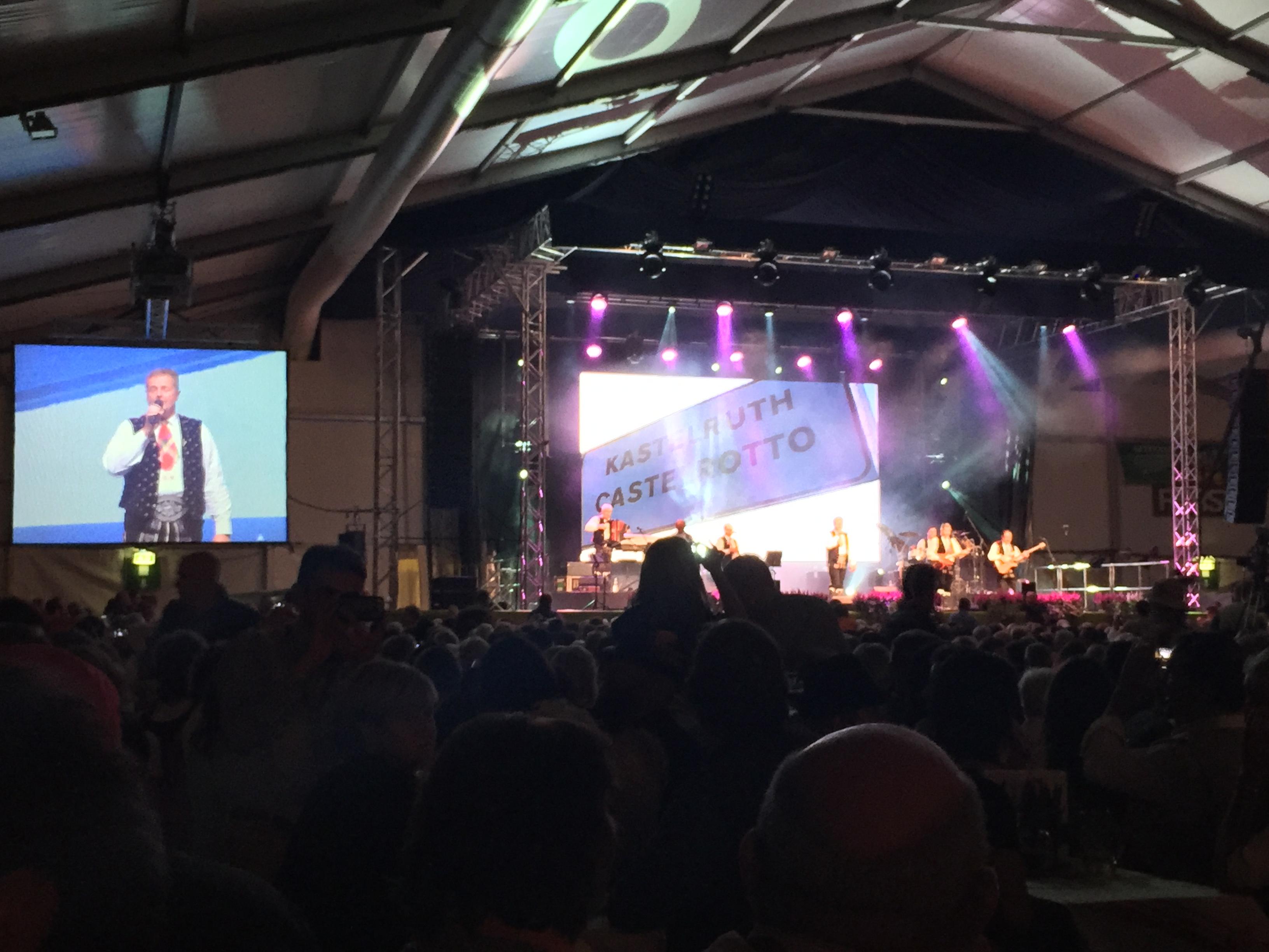 Kastelruther Spatzen Fest
