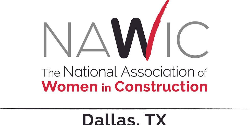 NAWIC Dallas October Virtual Meeting
