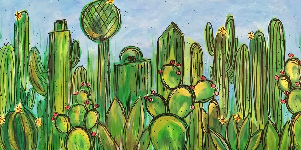 WIC Week 2021 - Thursday Virtual Painting