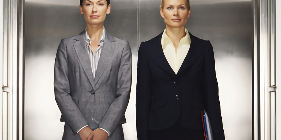 Perfecting the Elevator Pitch