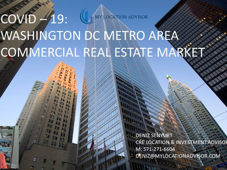 COVID-19: WASHINGTON DC COMMERCIAL REAL ESTATE MARKET UPDATE