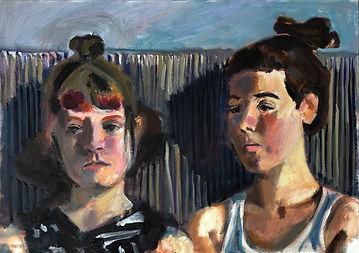 Ester and Lika, 70 x 50 cm.jpg