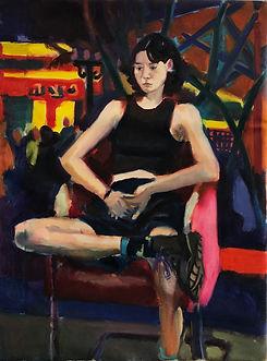 Lola, 120 x 105 cm, oil canvas.jpg