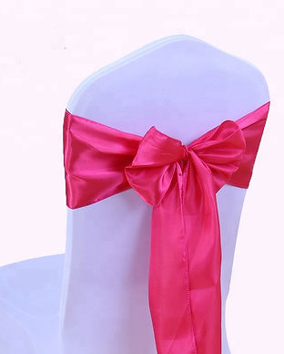 New-style-fuchsia-stain-bow-sashes-for.j
