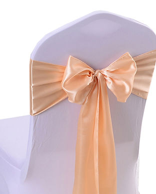 Wedding-chair-cover-satin-sashes-for-cha