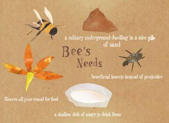 Bee's Needs