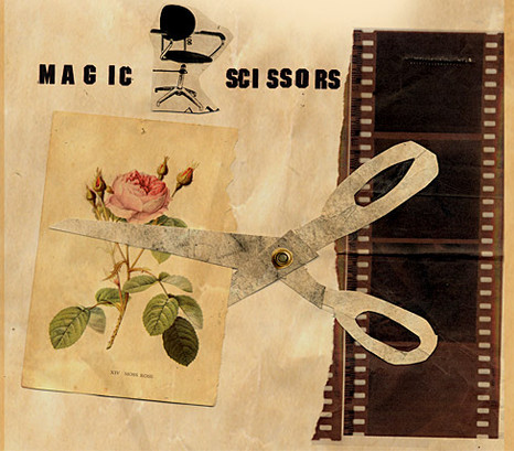 Kurt Schwitters' Magic Scissors