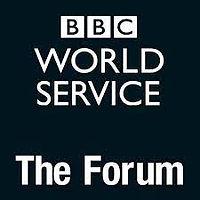 BBC World Service The Forum logo