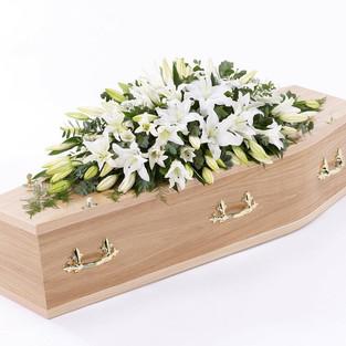 Large Coffin Spray