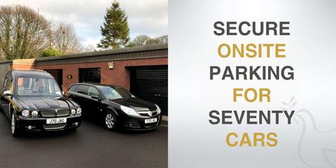 Secure Onsite Parking