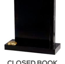 Closed Book Design