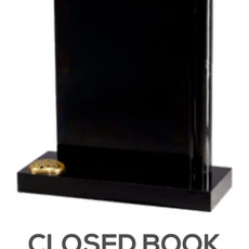Closed Book Design