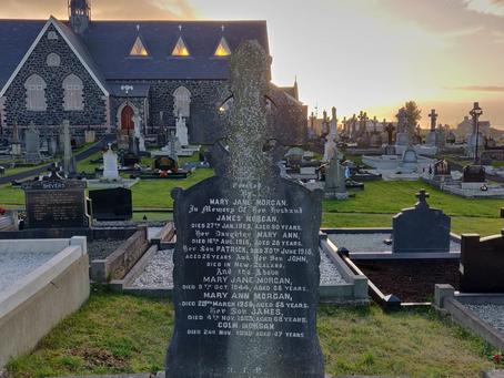 Grave Renovation