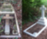 Headstone and Grave Restoration