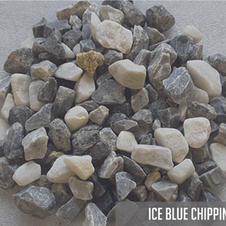 Ice Blue Chippings