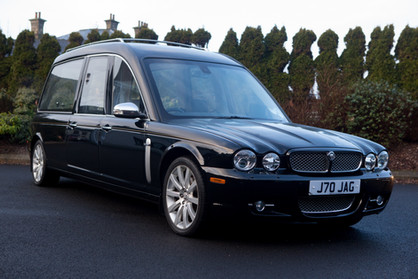 Jaguar XJ Hearse