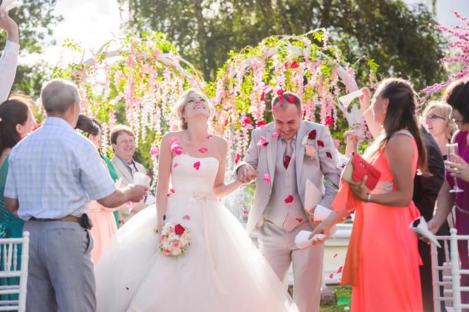 Свадьба в Парке Усадьбе Кузьминки