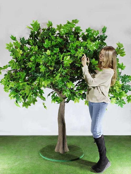 Аренда искусственного дерева Клен 2 м.