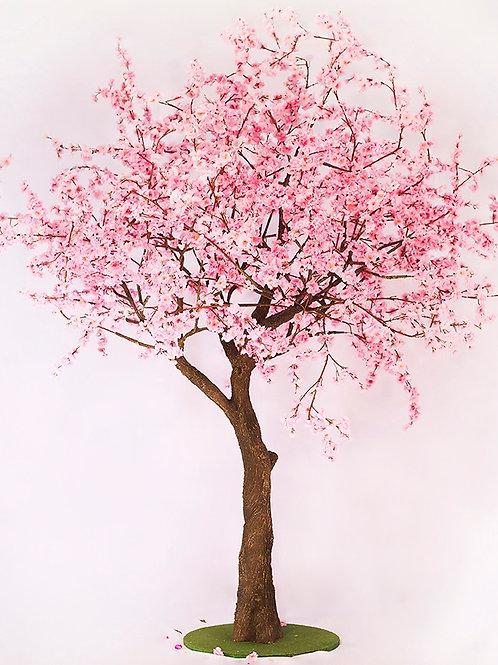 Аренда искусственного дерева Сакура розовая 3м.