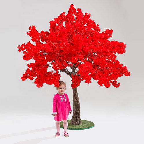 Аренда искусственного дерева сакура, аренда искусственных деревьев
