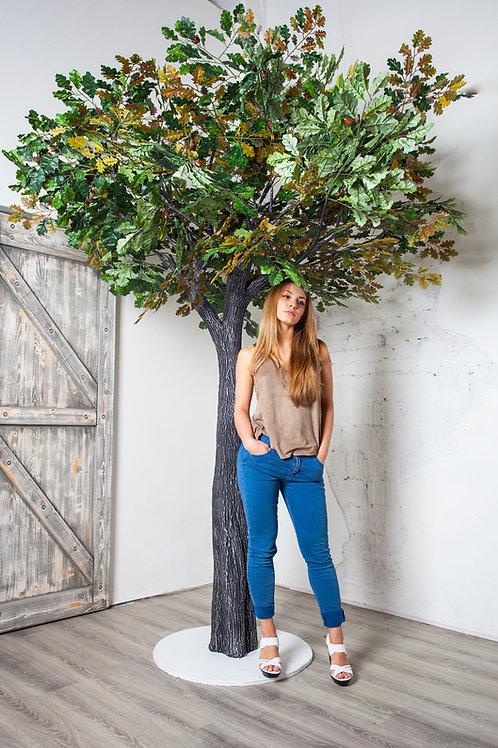 Аренда искусственного дерева Дуб 3м.
