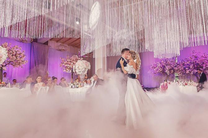Свадьба Сергея и Кристины в Artiland