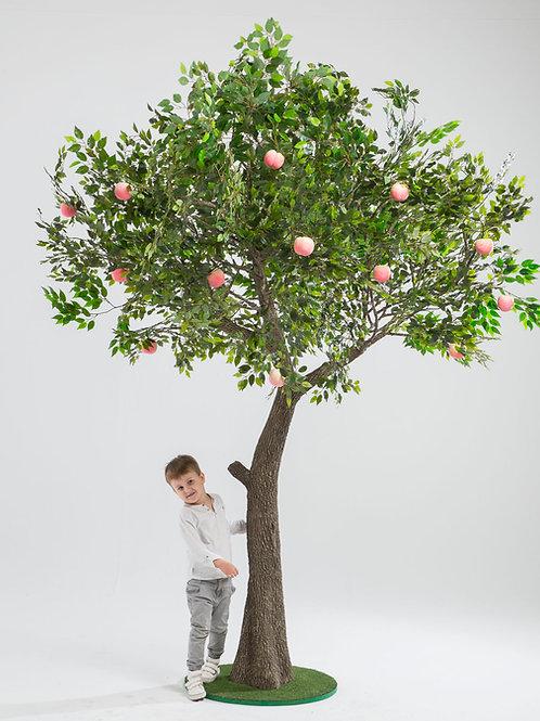 Аренда искусственного дерева Персик 3м.