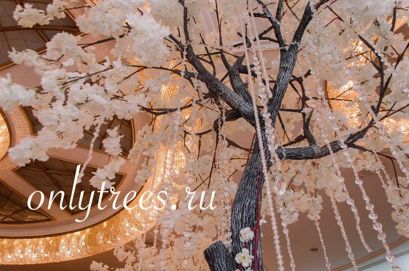 #аренда декора #свадебный декор #свадебные деревья #композиции на столы #сакура #белая сакура #сакура в аренду #декор на свадьбу #свадьба 2016 #декор #искусственные деревья
