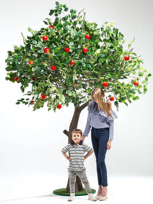 Аренда искусственного дерева Яблоня 3м.